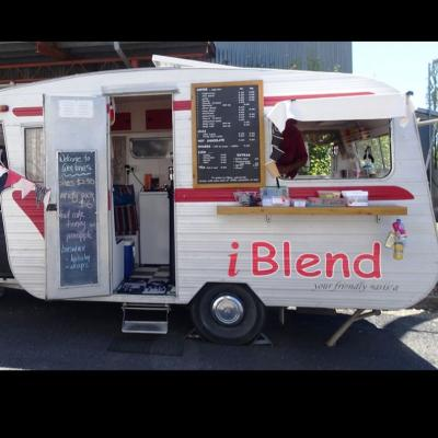 iBlend your friendly barista